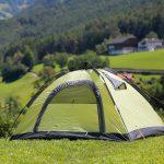 Opustite se u šatoru za kampiranje