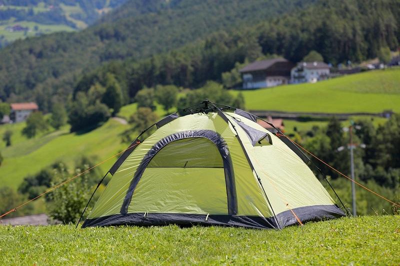 Šatori za kampiranje Strato 2 Automatic