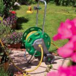 Cijev za zalijevanje za prekrasan vrt