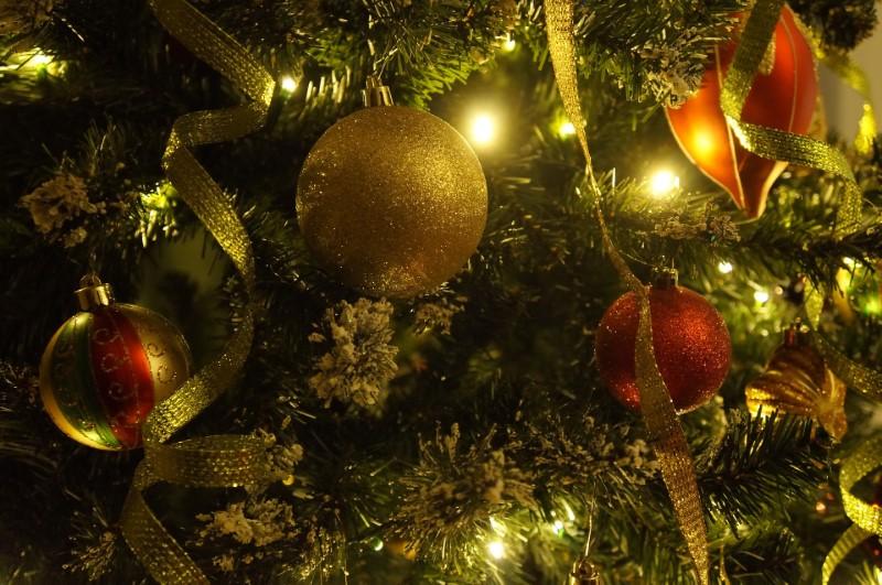 Božićni ukrasi - kuglice